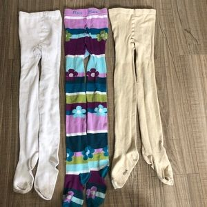 3 for $12 Winter tights age 6-10